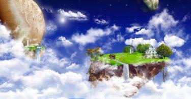 A little imagination. look in the utopian world.